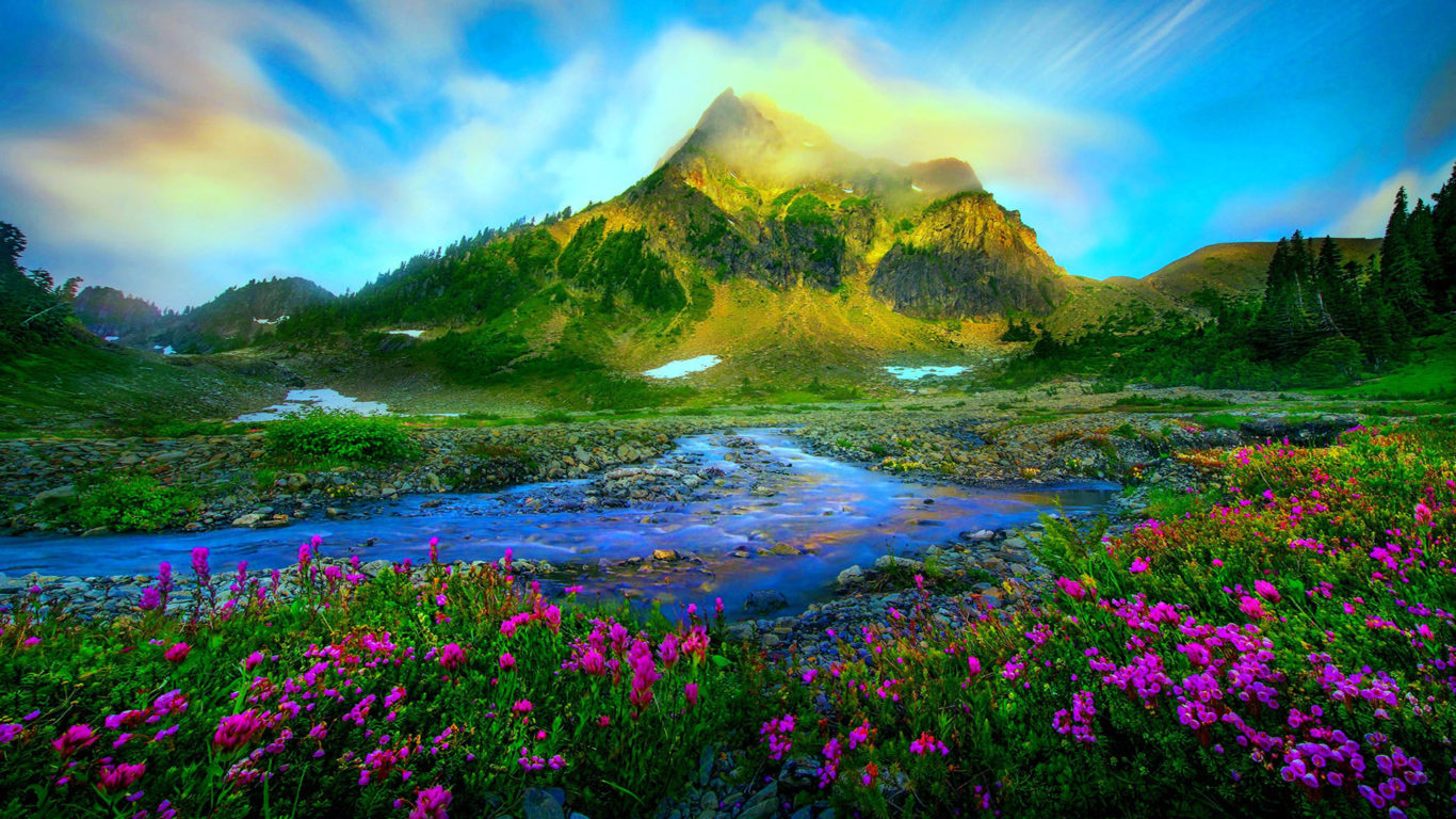 Sweet Hd Wallpapers Nature 1366 768 Hd Wallpapers Nature