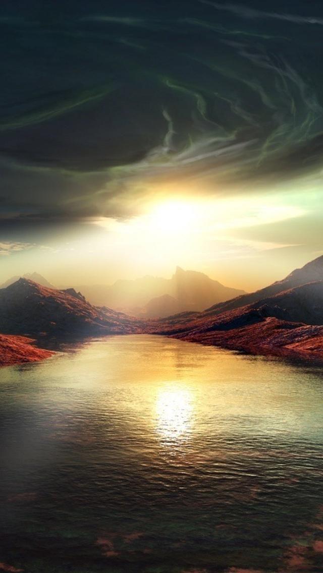 Download 730+ Wallpaper Iphone Nature Hd Gambar HD Paling Keren